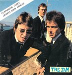 "JAM, THE - England I Miss You Now EP 7"" + P/S (VG+/EX) (M)"