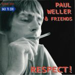 WELLER, PAUL AND FRIENDS - Respect! CD (NEW) (M)