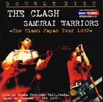 CLASH, THE - Samurai Warriors DOUBLE CD (NEW) (P)