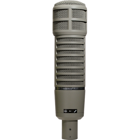Electro-Voice RE20 Microphone