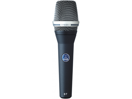AKG D7 High Performance Dynamic Vocal Microphone AKG0694