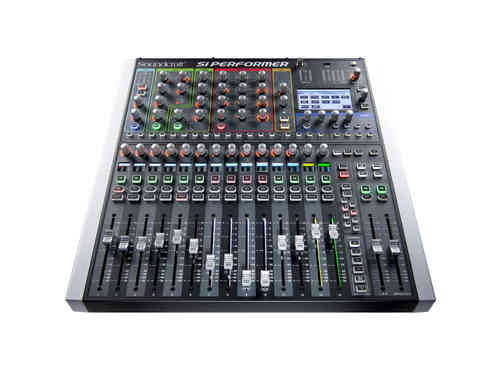 Soundcraft Si Performer 1 Digital Mixer SCR0580