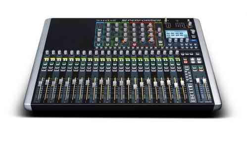 Soundcraft Si Performer 2 Digital Console SCR0538