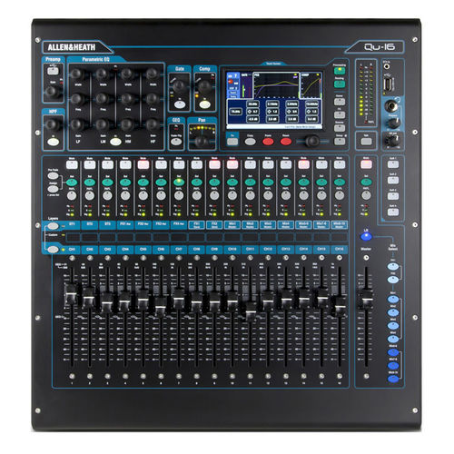 Allen & Heath QU16 Used