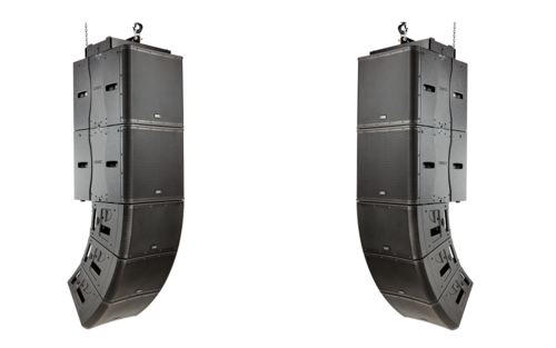 QSC KLA Line Array System