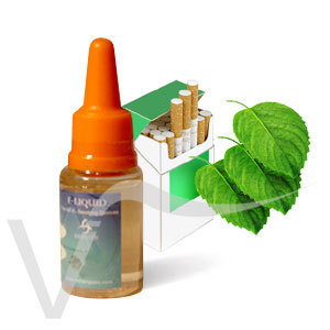 Menthol -Double -10ml -E-Liquid