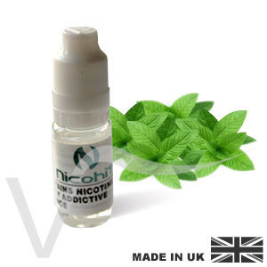 Supermint - 10ml - E-Liquid - Nicohit