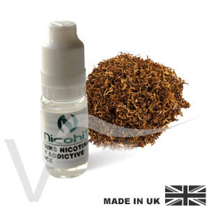 UK Tobacco - 10ml - E-Liquid - Nicohit