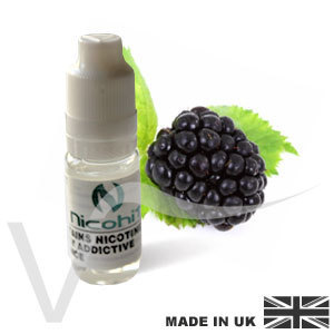 Blackberry - 10ml - E-Liquid - Nicohit
