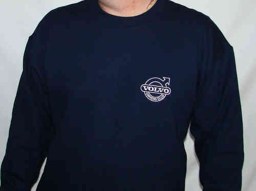 VOC EMBROIDERED SWEATSHIRT (8 colours available)