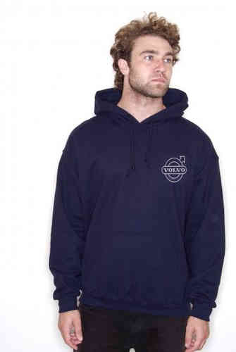 VOC EMBROIDERED HOODIE(Available in 7 colours)