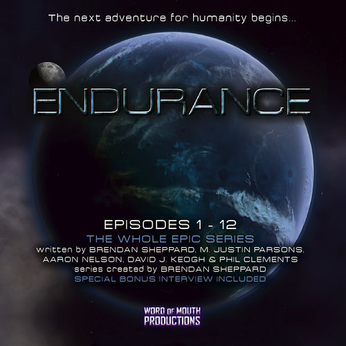 ENDURANCE - The Whole Series