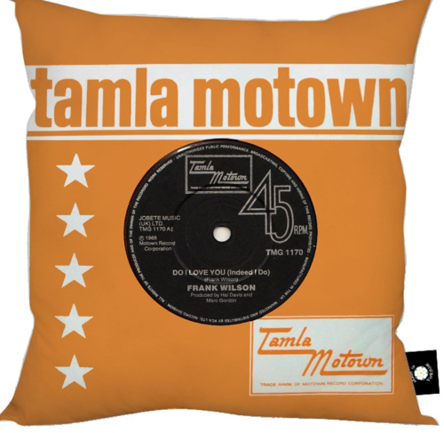 Tamla Motown Cushion