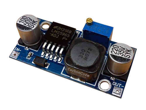 Regulator 3A 3-30V Step Down