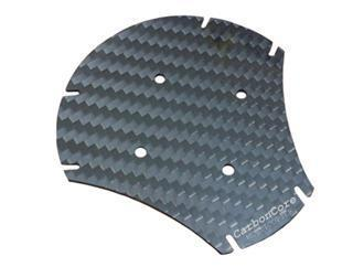 Y6 Hexa Interlocking Top Dome Plate 1.5mm