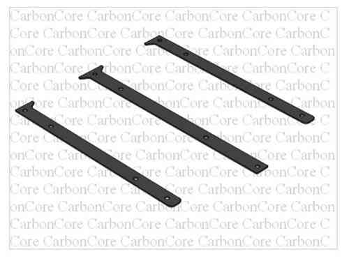 Multicopter Battery Slider Tray Parts TC TD 1.5mm