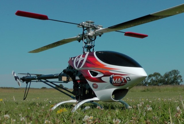 CarbonCore_EMax_Heli_Project