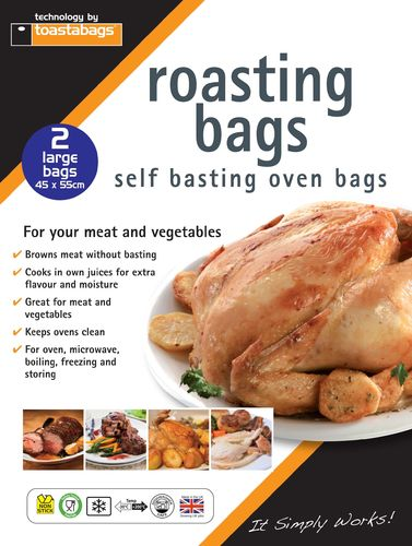 Oven Roasting Bag - Large 45 x 55 cm