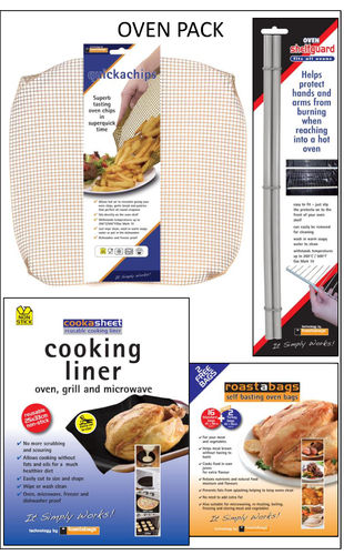 Oven Pack Offer - Great Value Oven Pack