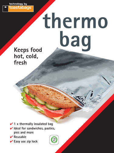 Thermo Sandwich & Snack Bag