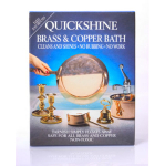 Brass & Copper Bath