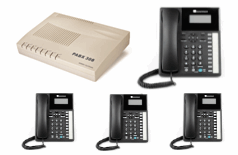 Small Business Telephone System- Orchid 308