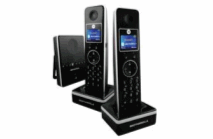 Motorola Motolivn D812 Dect Twin- TAM (with Answer Machine)