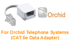 Orchid BT to RJ11, Cat 5e Data Adapter