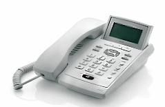 Orchid CD100 Additional Wireless Desk Phone - For Dect 312 Business Telephone System