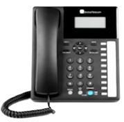 Orchid_xl220 business desk telephone
