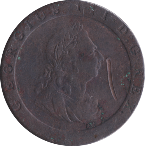 1797 PENNY ( F ) A