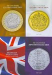 COIN ALBUM COLLECTION £2 £1 50P 50P OLYMPICS BEST VALUE