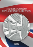 NEW 2018 THE GREAT BRITISH 10P A - Z COIN COLLECTION ALBUM PRE ORDER