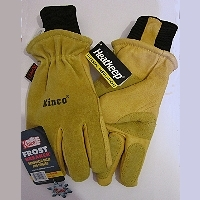 Kinco Leather Ski Gloves X Large