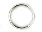 316L SURGICAL STEEL SEGMENT RING 1.2mm
