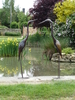 Metal Heron (large)