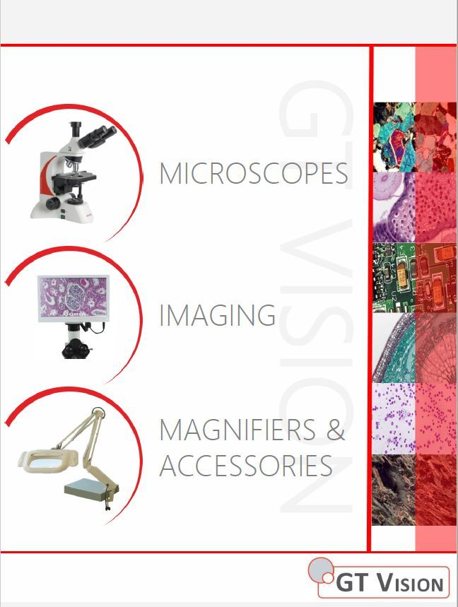 GT Vision FULL Microscope and Cameras Catalog