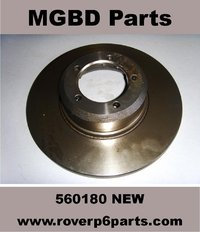 FRONT BRAKE DISC, GIRLING 2000, 2200 {1966-1977) [NEW]