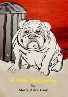 "SIGNED EDITION of  ""A Bulldog Named Gruffy: A New Beginning  """