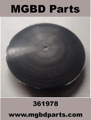 "RUBBER PLUG FOR JACKING POINT SILL BUNG ""NEW MOULDING"" MADE IN BRITAIN"