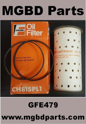 OIL FILTER CLASSIC MINI, METRO, ASTON MARTIN DB6 [NOS] FRAM