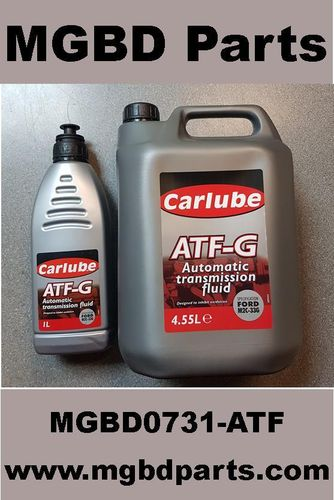ATF-G  AUTOMATIC TRANSMISSION FLUID