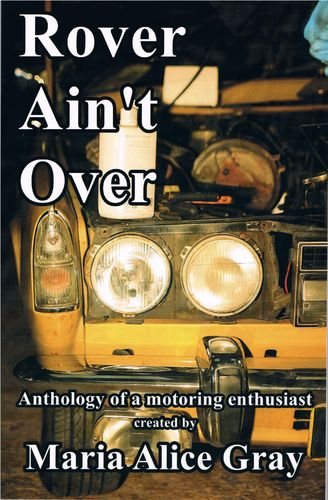 "SIGNED EDITION of ""ROVER AIN'T OVER"""
