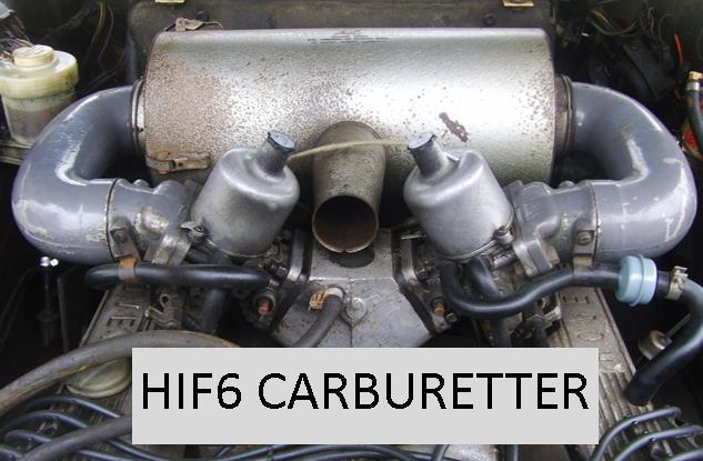 HIF6 CARBURETTER