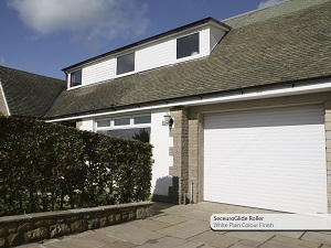Seceuroglide Compact Insulated Roller Garage Door