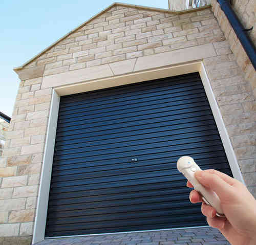 Gliderol Single Skin Garage Roller Door (Electric Opening)