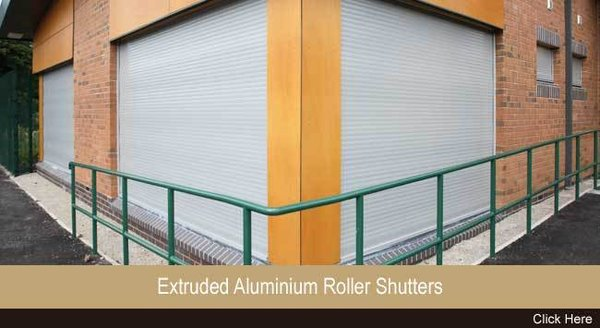 An example of some extruded aluminium roller shutter fitted to a commercial property.\\n\\n27/09/2015 23:07