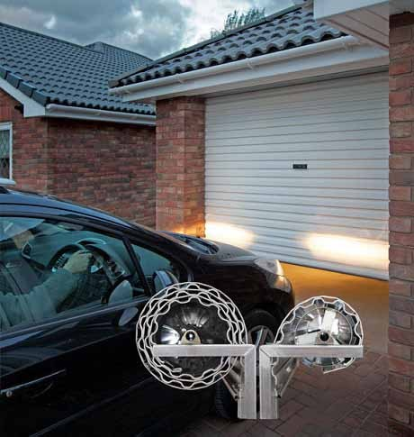 Gliderol Single Skin Garage Roller Doors