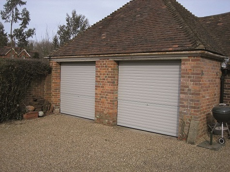 SeceuroGlide Manual Garage Door