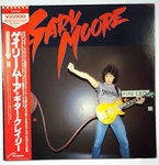 Gary Moore - Gary Moore Japanese Issue